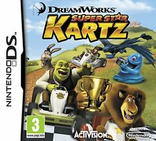 Nintendo DS NDS DSi Lite Game Dreamworks Madagascar Superstar Kartz ( Karts) NEW