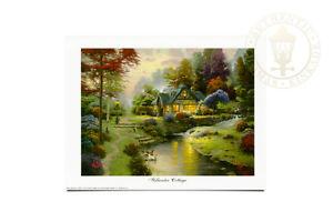 Thomas Kinkade 8.5 x11 Studio Prints - Choice of 12