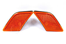 Genuine MERCEDES SL C-Class W204 R230 2005-2014 USA type Side Marker Lights Pair