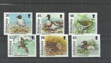 Set oiseaux alderney-2011-alderney nouveau numéro-neuf sans charnière