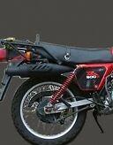 POT D'ECHAPPEMENT MACH HONDA XL 500 R PD02 , 1982/1994