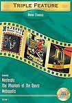 Horror Classics Triple Feature, Vol. 1 (Metropolis (1927)  00002000 / Nosferatu (1922) / T