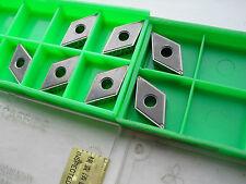 7 Mitsubishi cermet tips DNMG 150604 & 150608 ( DNMG150604 15 06 08 DNMG441 442