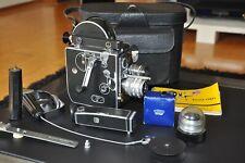 8mm BOLEX - Paillard - Suisse  Filmkamera Sammlerstück