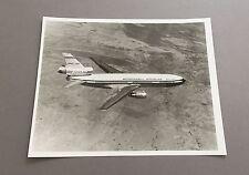 MCDONNELL DOUGLAS DC-10 30 LARGE OFFICIAL PHOTO 5/1973