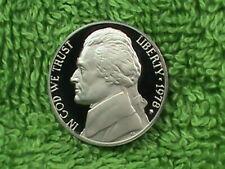 États-unis 5 Centimes 1978 S Preuve
