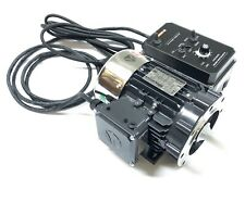 Kb Electronics Kbac 24d Vfd And Techtop Motor 56c Package Nema 4x Belt Grinder