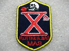 /Italy Italian NAVY 10th FLOTILLA MAS Patch,ww2 frogman