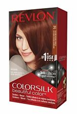 Revlon ColorSilk Haircolor, Dark Auburn