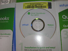 INTUIT QUICKBOOKS PRO 2013 FOR WINDOWS FULL RETAIL USA VERSION