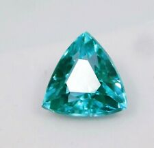 CERTIFIED Natural Precious Rare Grandidierite Bluish Green Loose Gemstone 3 Ct