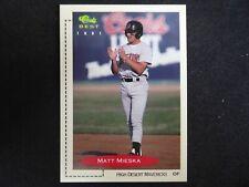 1991 Classic Best # 8 - Matt Mieske- High Desert Mavericks - OF