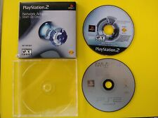 Network Adaptor Start-Up-Disc and DVD Player Lecteur DVD 2.12 for Playstation 2