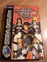 Virtua Cop 2 - Sega Saturn - PAL - Virtual