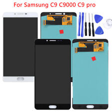 For Samsung Galaxy C9 Pro C9000 LCD Display Touch Screen Digitizer Replacement