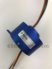 Slip Ring Through Hole Dia.12.7mm   6 Circuit/10A  for Wind Power Generator