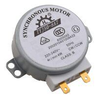 Mikrowelle Drehteller Synchronmotor 4W AC 220-240V 4 RPM CW / CCW