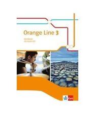"""Orange Line 3. Workbook mit Audio-CD"""