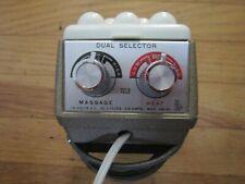 Vintage Pollenex Twin Action Heavy Duty Deep Heat Massager HM-85 Works Perfect