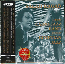 SALAH RAGAB AND THE CAIRO JAZZ BAND-EGYPTIAN JAZZ-JAPAN MINI LP CD Ltd/Ed F04