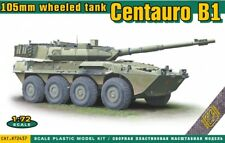 Centauro B1, 105mm Wheeled Tank (Early Series) << ACE #72437, 1:72 scale