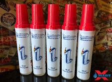 5x Ignitus Butane Refill 18 ml Fuel Fluid for Lighter Single Double Triple Torch