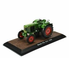 Deutz F3L 514-1958 Tractor, MODEL TRACTOR, VEHICLE, 1:32, SIZE, IXO, ATLAS,Green