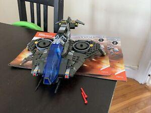 Warzone Wasp Strike - Halo Mega Construx  FDY53 - Mega Bloks