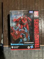 Transformers Studio Series 71 Deluxe Dark of the Moon Autobot Dino In Hand NEW