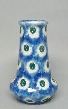 (G211) Bunzlauer Keramik Vase, 20er Jahre, ca.11,5 cm hoch