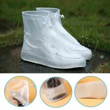 Shoes Boots Rain Cover Protector Reusable Anti Slip Waterproof Foot Wear Case