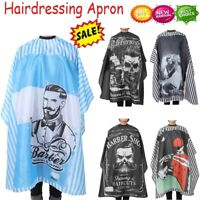 Salon Hair Cut Hairdresser Barbers Shop Cape Gown Cloth Waterproof Hair Tools