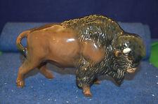 "Joli très rare sylvac ""bison"" nº 4732 figurine made in england RD5845"