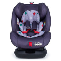 Cosatto All in All Group 0+/1/2/3 Baby Child Car Seat - Birth To 36kg