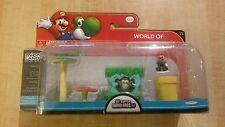 World of Nintendo Micro Land Series 1-1 Mario + Acorn Plains
