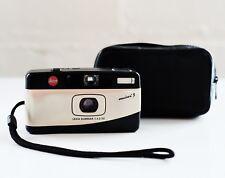 Leica Mini 3 - Summar 32mm f/3.2 - Vintage - Point and Shoot - 35mm Film camera