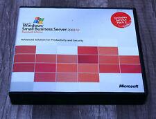 Microsoft Windows Small Business Server R2 Standard Edition SP2 GENUINE