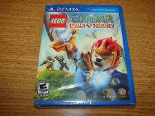 LEGO Legends of Chima: Laval's Journey (Sony PlayStation Vita, 2013)