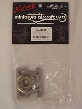 Miniature Aircraft WHIPLASH MIDDLE MAIN SHAFT BEARING BLOCK  MA131-20 NIP