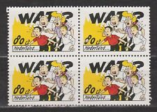 NVPH Nederland Netherlands 1714 sheet MLH 1998 Comics Strips Suske en Wiske