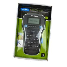 Dymo Label Maker Labelmanager 160 Portable Lcd Display Electronic One Touch New