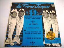 Les Frères Jacques – 5 EP 7''