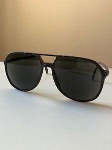 Vintage Metzler 0663 Aviator Sunglasses