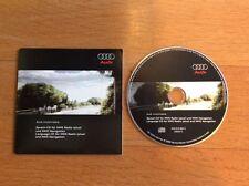 DVD AUDI PER MMI SETUP LINGUE ORIGINALE E NUOVO             CODICE 4G0 919 884 E