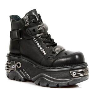 NEWROCK NR M.1065 S1 Black - New Rock Boots - Womens