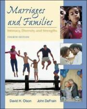 Marriages and Families: Intimacy, Diversity, and S