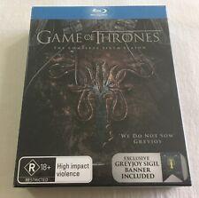 Game Of Thrones - Season 6, 2016 Lena Headey Blu-ray