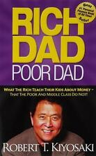 Rich Dad Poor Dad by Robert T. Kiyosaki Paperback Book | NEW & Free Shipping