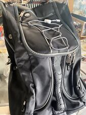 Athalon 330 Everything Boot Bag / Backpack - Black