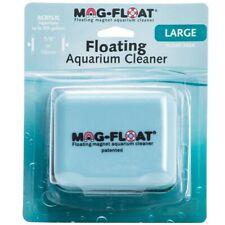 New listing Mag-Float 360 Large Acrylic Aquarium Fish Tank Magnetic Algae Cleaner Magfloat